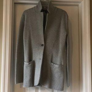 NWOT J. Crew Factory Sweater Blazer, size XXS